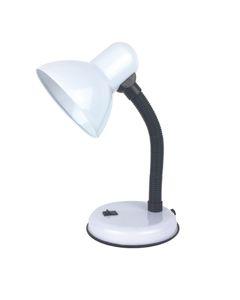 Lampka biurkowa E27 SOFI biała FN005