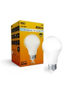 Lampa A60 E27 LED 10 bulb 806lm 6000K INQ LA034CW