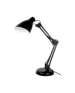 Lampka biurkowa E27 LILLY Nilsen kreślarska czarna FN018