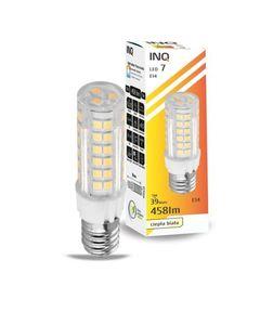 Lampa LED E14 LED 7 tower 560lm 2700K INQ LS020WW